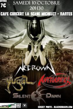 Necrown @ Nantes