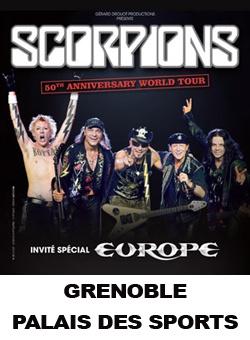 Scorpions @ Grenoble